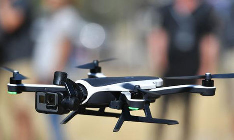 Dailytimes | Authorities fear 'drone-jacking' with cyber crime on rise | drones | Scoop.it