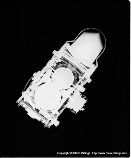 X-ray Photographs of Various Cameras | What's new in Visual Communication? | Scoop.it