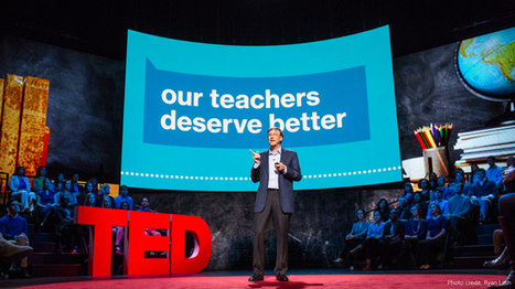 My TED Talk: Giving Teachers What They Deserve | Learn Languages | Scoop.it
