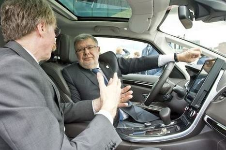 Voiture autonome : des essais pourront avoir lieu sur les routes de France #driverlesscar | Connected Car | Scoop.it