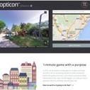 Urbanopticon. Mapa mental de la ciudad | Nuevas Geografías | Scoop.it