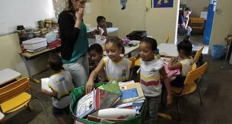 Censo: 65% das escolas brasileiras não têm biblioteca | Banco de Aulas | Scoop.it