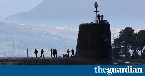 Trident workers could be better employed elsewhere | the big issue | My Scotland | Scoop.it