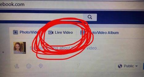 Is Facebook Live Coming Soon to Desktop? - Search Engine Journal | Social Media Marketing | Scoop.it