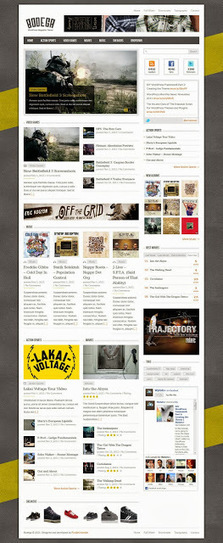 40 Mejores Temas de WordPress para Periódicos   Prensa 2.0  scooped by Lou   Scoop.it