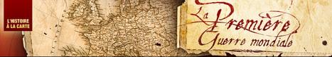 L'Histoire à la carte :Cartes et histoire de la Première Guerre mondiale de l'attentat de Sarajevo au traité de Versailles | La guerre de 1914-1918 | Scoop.it