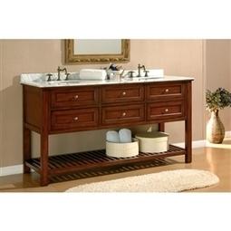 J & J double sink bathroom vanity   Home Decoration   Scoop.it