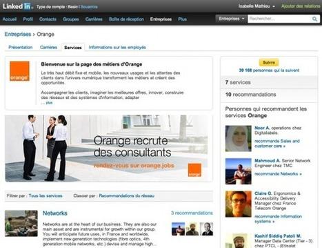 5 Changements Pour Les Nouvelles Pages Entreprises de LinkedIn   Emarketinglicious.fr   Emploi 2.0   Scoop.it