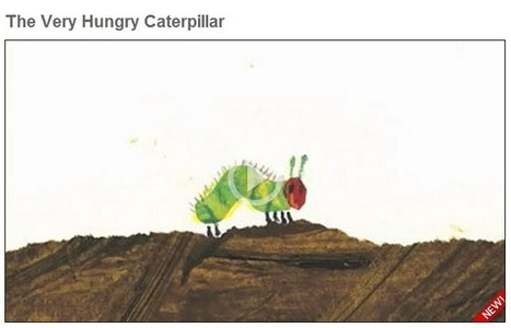 The Very Hungry Caterpillar | anabgn25 | Scoop.it