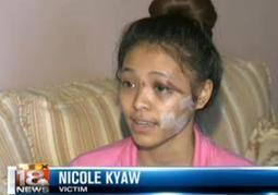 Aspiring Kentucky model brutally attacked at crowded shopping mall, has face slashed as bystanders do nothing | Littlebytesnews Current Events | Scoop.it