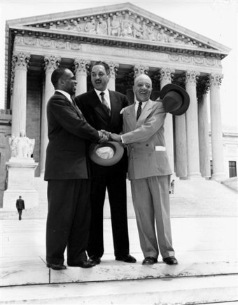 Brown vs. Board of Education: Here's what happened in 1954 courtroom | Brown vs.Board of Education | Scoop.it