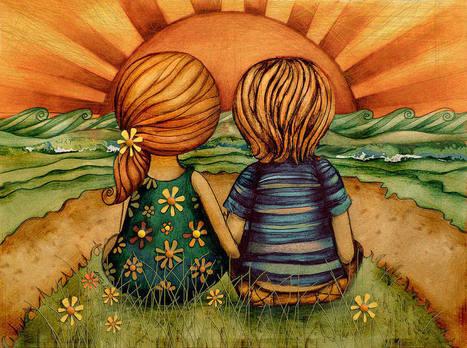 Los niños amados se convierten en adultos que saben amar – La Mente es Maravillosa | El rincón de mferna | Scoop.it