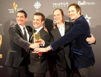 Rick Mercer Gives Credit To His Winning Writers at the Canadian Screen Awards | Media Relations Articles: Rob Ford | Scoop.it