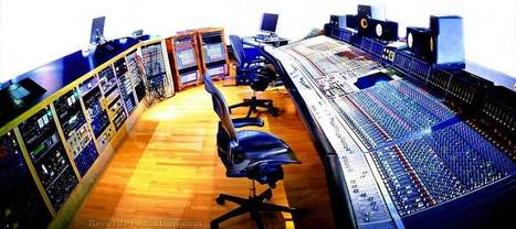 Record Producers, Music Recording Studios Video Interviews + Home & Pro Recording Equipment for musicians band engineers | Mac Recording World | Scoop.it