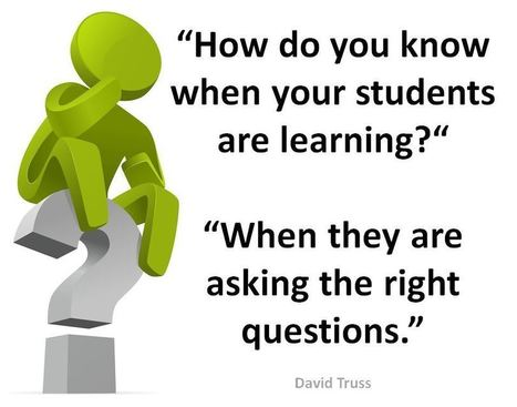 How do you know when students are learning? | Good ideas about learning | Scoop.it