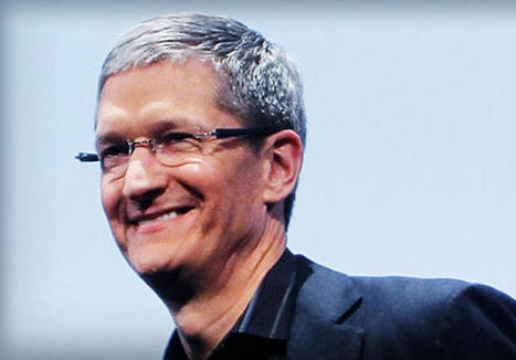 Tim Cook advises climate change deniers to get out of Apple stock | Caroline Watkinson Historian | Scoop.it