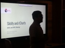 Fantastic presentations from R using slidify and rCharts | Quantitative Finance | Scoop.it
