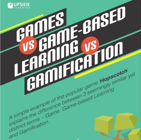 Gamification or Game-Based Learning?  LearnDash | 21st C Learning | Scoop.it