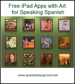 Free iPad Apps with Art for Speaking Spanish | story based learning | Scoop.it