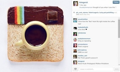 Visual Content: How to Create Shareable Images People Love | Marketing with Instagram | Scoop.it