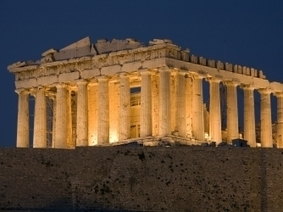 the acropolis, athens, greece, greek architecture, ancient greece - Greek Architecture Pictures - Ancient Greece - HISTORY.com | De Klassieke Oudheid | Scoop.it