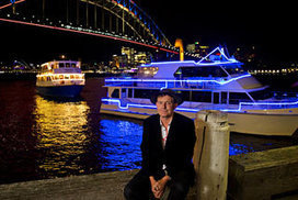 Ferries prepared for Vivid light show | Light & other related things | Scoop.it
