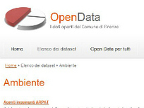 "OpenData: l'offerta del Comune di Firenze | Blog PMI.it | L'impresa ""mobile"" 