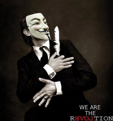 Anonymous publica en Internet datos personales de 18 agentes de los 'mossos' | La R-Evolución de ARMAK | Scoop.it