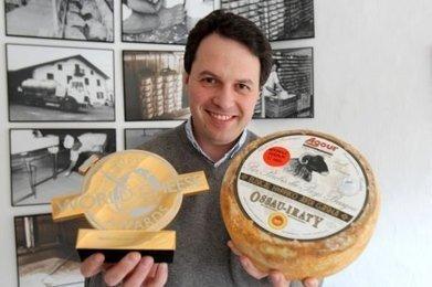 Un Ossau-Iraty sacré meilleur fromage du monde | Du bout du monde au coin de la rue | Scoop.it