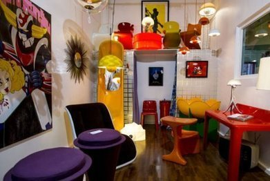 Foire de Chatou : 12 jours de magie sur l'île des Impressionnistes | Velvet Galerie ,Mobilier design XX eme , Architecture utopique 1970 , Pop culture | Scoop.it