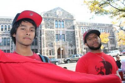 PRESS RELEASE: CUNY Sends Student Leaders to Jail! Defend Khalil and Taffy! | A Container for Thought | Scoop.it