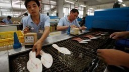 China Factory Activity Shrinks for Fifth Straight Month | sourcing manufactured parts | Scoop.it