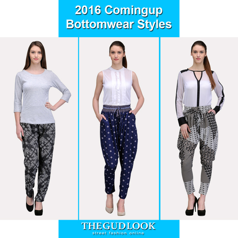 2016 Comingup Bottomwear Styles @thegudlook.com | Street Fashion is what thegudlook.com promises to bring to you Online every day week after week. | Scoop.it