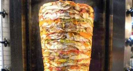 Kebab ingredienti carne calorie: i risultati choc di una ricerca inglese | Dimagrire con la Psicologia | Scoop.it