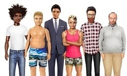 Barbie's Ken gets a dad-bod makeover – Stylewatch | Language and Gender | Scoop.it