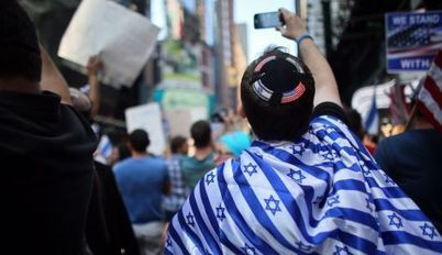 Why American Jews are standing with Israel - Opinion | Jewish Education Around the World | Scoop.it