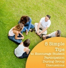 8 Simple Tips to Encourage Student Participation During Group Discussions | Using Educational Technology for Adult ELT | Scoop.it