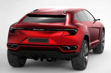 Lamborghini's SUV Takes One Step Closer To Reality | Luxury Car Hire | Scoop.it