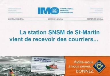 La station SNSM de St-Martin vient de recevoir des courriers... | Les infos de SXMINFO.FR | Scoop.it