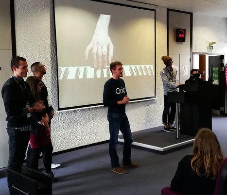 Oria, la bague connectée lauréate du Startup Weekend Grenoble   Startup technologique - Technology startup   Scoop.it
