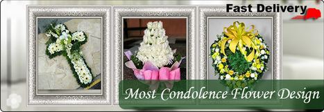Sympathy Flower Malaysia | Malaysia Flowers | Scoop.it