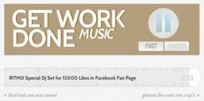 Get more work done by listening to Get Work Done Music | PCWorld Business Center | Music to work to | Scoop.it