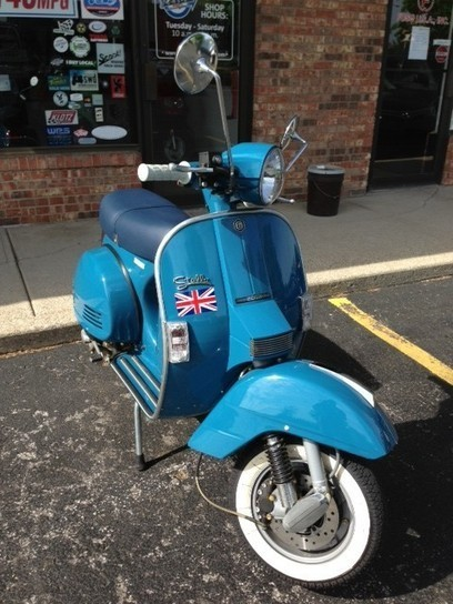 Tons of info to Share! | Vespa Stories | Scoop.it