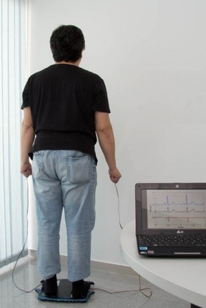 Experimental weigh scale also checks your heart | cool stuff from research | Scoop.it