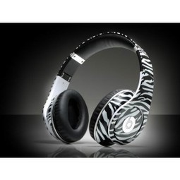 Beats By Dr. Dre Studio Zebra Limited Edition Headphones MB108 | limited edition beats by dre | Scoop.it