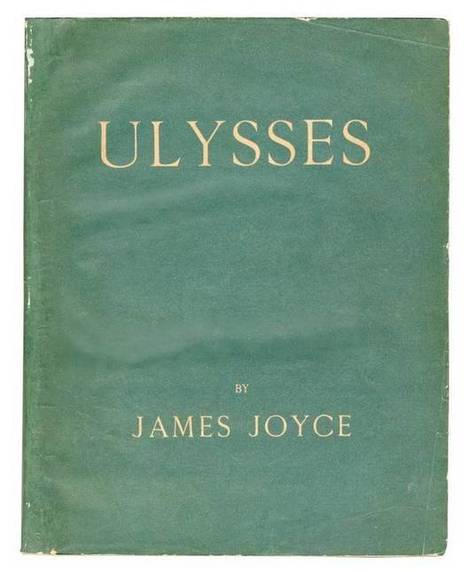 Rare signed first edition of James Joyce's Ulysses expected to fetch €100000 - Irish Independent | Ulysses | Scoop.it