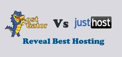 Hostgator vs Justhost Review: Reveal Best Hosting | blog | Scoop.it