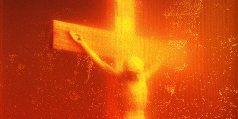 The 10 Most Unorthodox Artistic Depictions Of Jesus   Strange days indeed...   Scoop.it