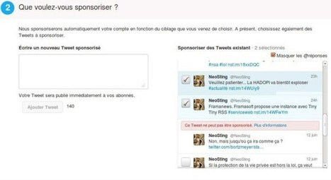 Twitter ouvre sa plate-forme Analytics et publicitaire | INFORMATIQUE 2014 | Scoop.it