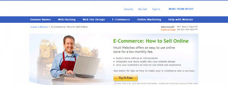 5 Great E-Commerce Website Builders And More |Creating A Website - Helping You Get Your Website Created Today | Creating A Website | Scoop.it